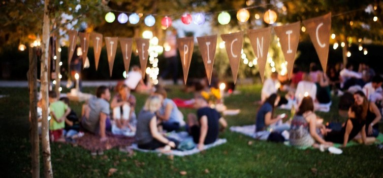 SUMMER PICKNIC IN ZAGREB - 2nd to 30th August, every Thursday in the afternoon-evening (18 - 23h).