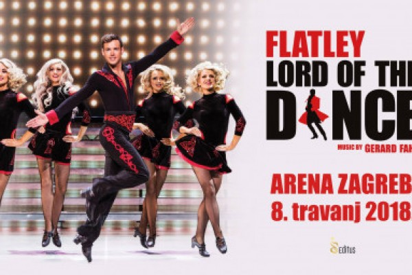 Lord of the Dance 08.04. 20:00 pm, Arena Zagreb