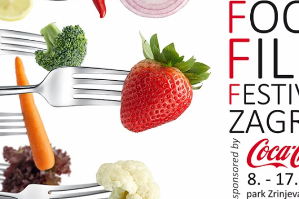 FOOD FILM FESTIVAL Zagreb 2017. sponsored by Coca-Cola