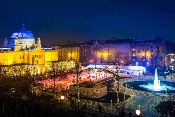 ADVENT IN ZAGREB from 02.12.2017. - 07.01.2018.
