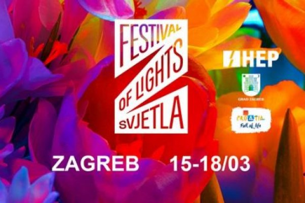 The Festival of Light Zagreb 2018 15.03.2018. - 18.03.2018.